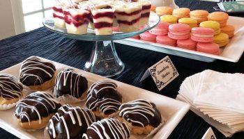 Dessert Bar 1